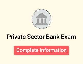 Private Bank Exams