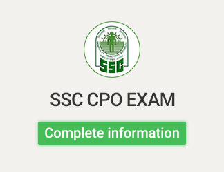 SSC CPO Exams