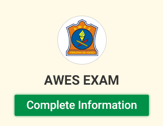 AWES Recruitment Exam