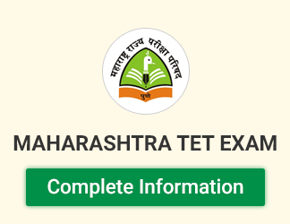 Maharashtra TET Recruitment Exam