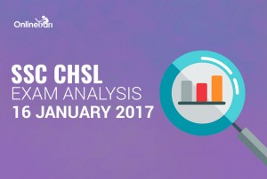 SSC CHSL 16th January Exam Analysis, Good Attempts
