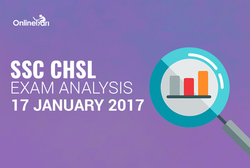 SSC CHSL 17th January Exam Analysis, Good Attempts