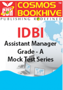 IDBI Assistant Manager Grade A Mock Test Series