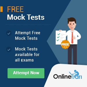 OnlineTyari Free Mock Test Papers for Govt. Exams