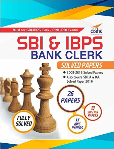 SBI Clerk Previous Year Solved Papers