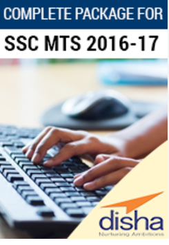 Complete Package for SSC MTS 2016-17