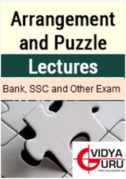 arrangement and puzzle lectures