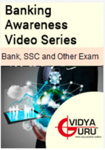 Banking Awareness Video Lectures
