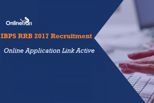 IBPS RRB Application Link Active 2017: Apply Now for 15337 Posts