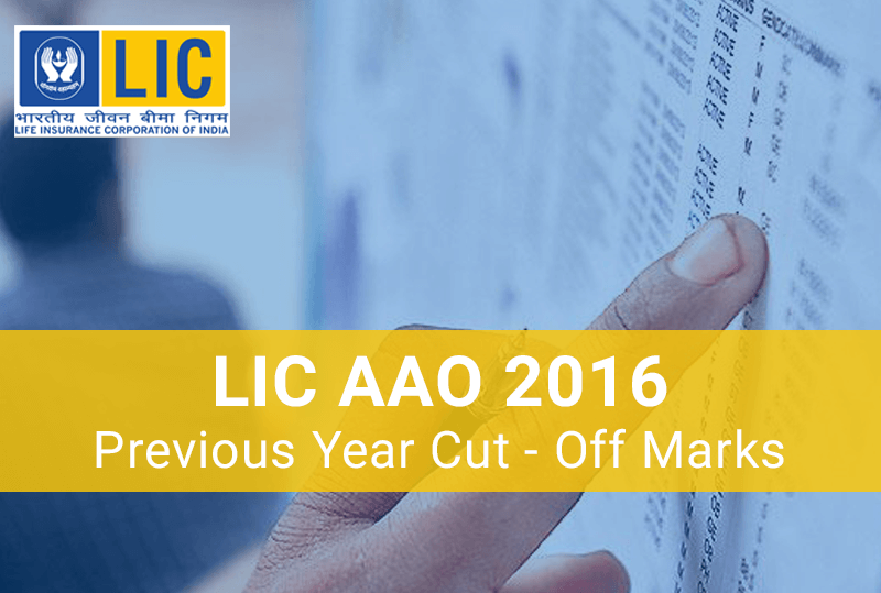 LIC-AAO-Previous-Years-Cutoff-2016
