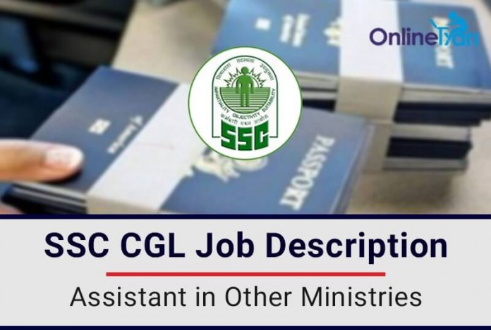 SSC-CGL-Job-Description-Assistant-in-Other-Ministries