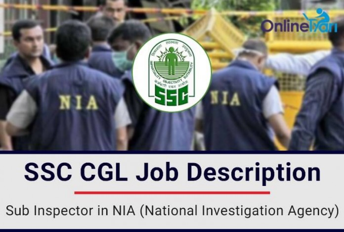 Sub Inspector in NIA National Investigation Agency Job Profile, Salary, Pay Scale, Career
