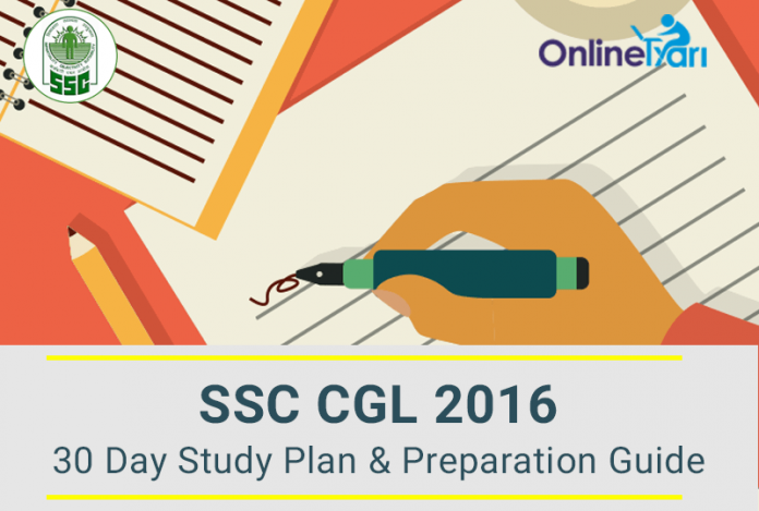 How to Crack SSC CGL Tier I Exam in 30 Days