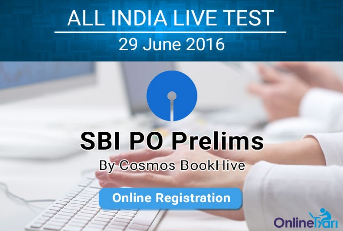 SBI PO Prelims AIT All India Test Apply Now
