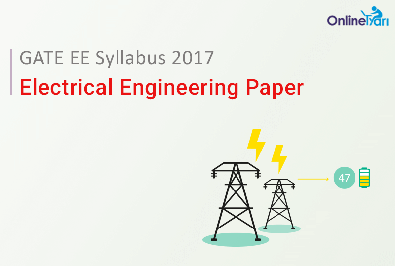 GATE EE Syllabus 2017| Electrical Engineering