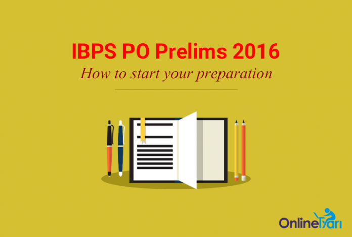 How to Prepare for IBPS PO 2016