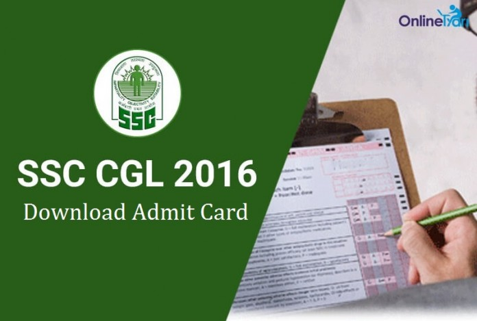 SSC-CGL-Tier-1-Admit-Card-2016 -Download-Call-Letter