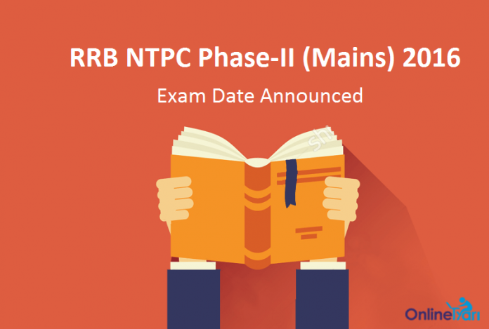 RRB-NTPC-Exam-Date-2016
