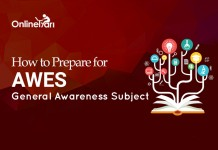 How to Prepare for AWES General Awareness Subject
