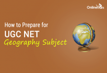 How to Prepare for UGC NET Geography Subject
