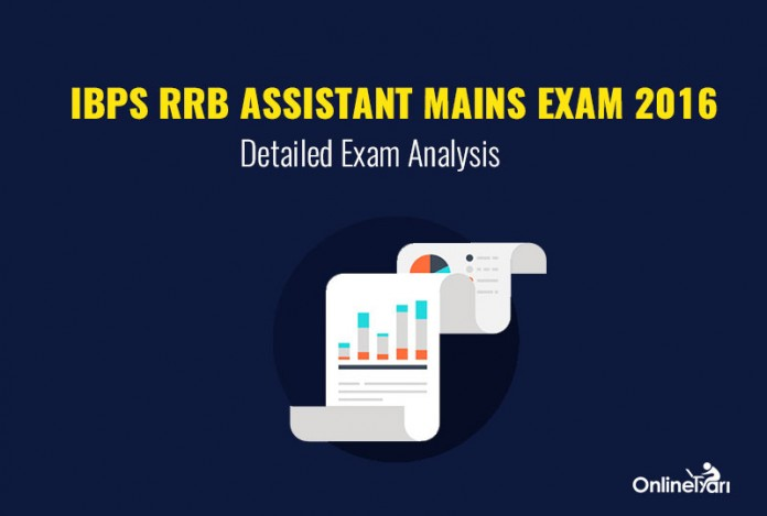 IBPS RRB Assistant Mains Exam Analysis