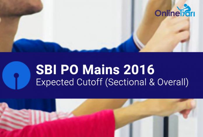 SBI PO Expected Cutoff for Interview Selection