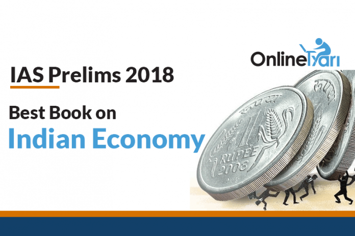 Best Books on Indian Economy for IAS Prelims 2018