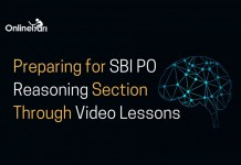 Preparing for SBI PO Reasoning Section Through Video Lessons