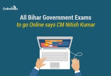 All Bihar Government Exams to go Online says CM Nitish Kumar