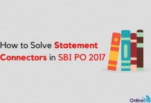 How to approach Sentence Connector Questions in SBI PO 2017?