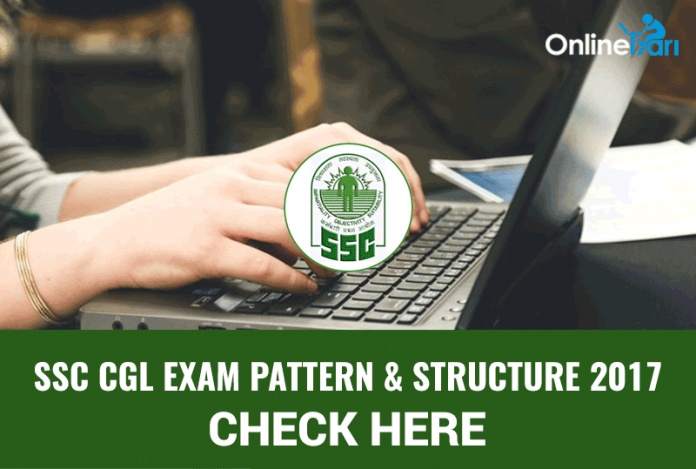 SSC CGL Exam Pattern & Structure 2017: Check Here