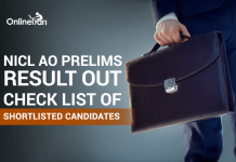 NICL AO Prelims Result 2017: Check Merit List for Mains Examination
