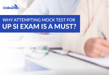 Why Attempting Mock Test for UP SI Exam is a Must?