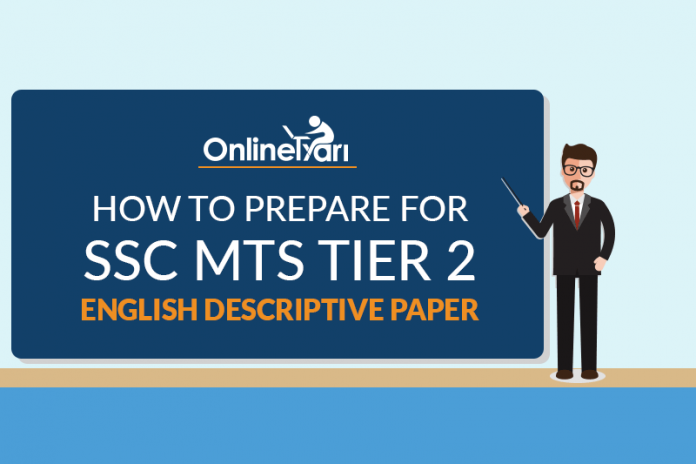 How to Prepare for SSC MTS Tier 2 English Descriptive Paper