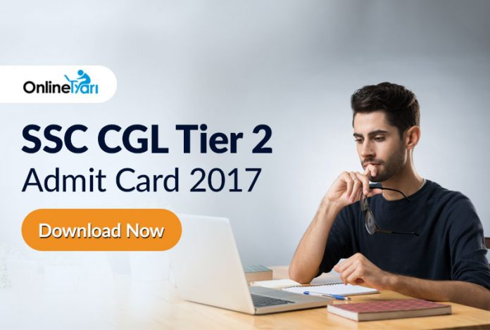 SSC CGL Tier 2 Admit Card 2017: Download Zone-Wise
