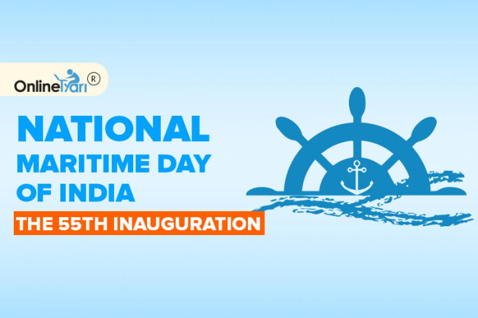 National Maritime Day Of India