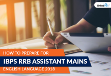 How to Prepare for IBPS RRB Assistant Mains English Language 2018