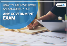 How to improve Score and accuracy For Any Government Exam