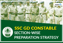 SSC GD Constable 2018: Section-Wise Preparation Strategy
