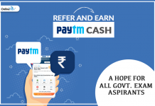 Refer and Earn Paytm: A Hope for All Govt. Exam Aspirants