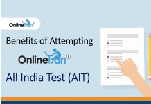 Benefits of Attempting OnlineTyari All India Test