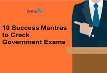 10 Success Mantras to Crack Government Exams