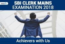 Blog-SBI-Clerk-Mains-Examination-2018--Achievers-with-Us