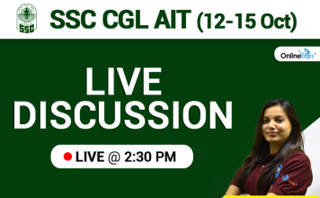 Blog-SSC-CGL-AIT(12-15Oct)---Live-Discussion-on-English-&-GA-